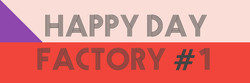 Lily Liste - Mariage - Happy Day Factory logo - Nathalie Garnier