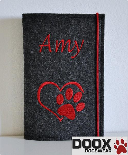 Impfpasshülle - Amy
