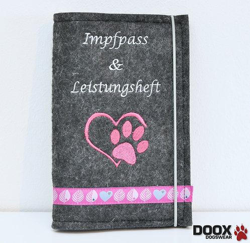 Impfpass paw-heart