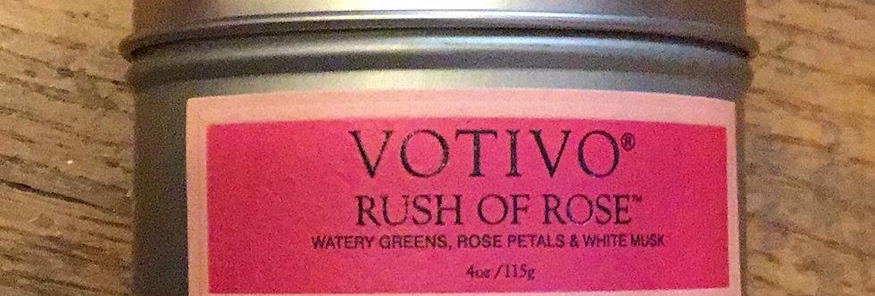 Votivo Rush of Rose