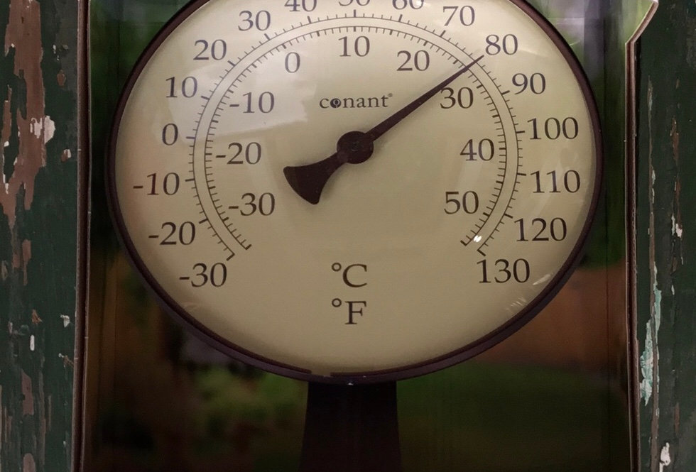 Large Convertible Thermometer