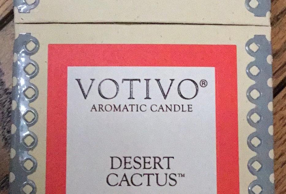 Votivo Desert Cactus Candle