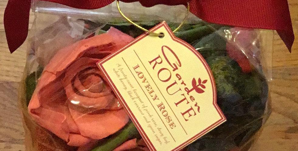 Garden Route Lovely Rose potpourri 6oz