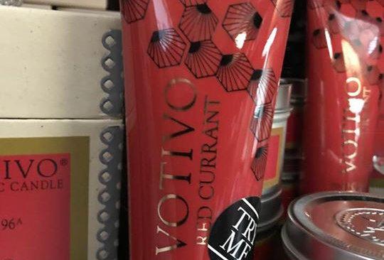 Votivo Red Current Hand Cream