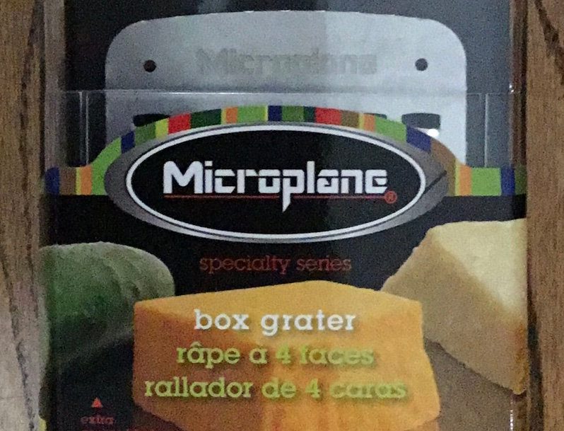 """Microplane"" Specialty Series, Box Grater"