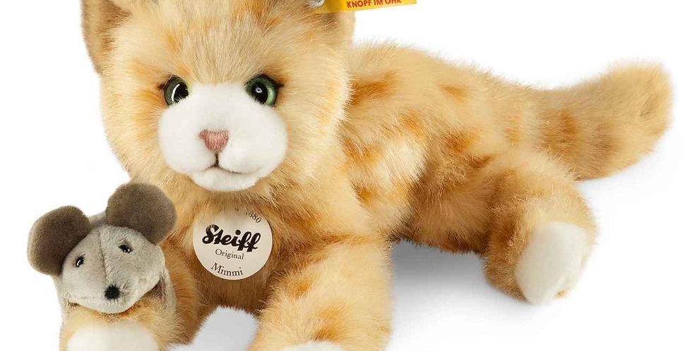 Mimmi Cat Red Tabby Steiff