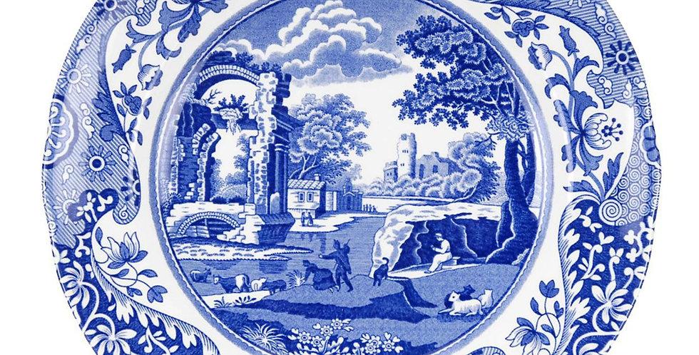 Spode Blue Italian Salad Plate