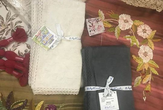 April Cornell Linens:  Assorted