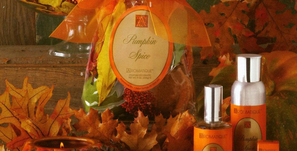 Aromatique Pumpkin Spice Collection