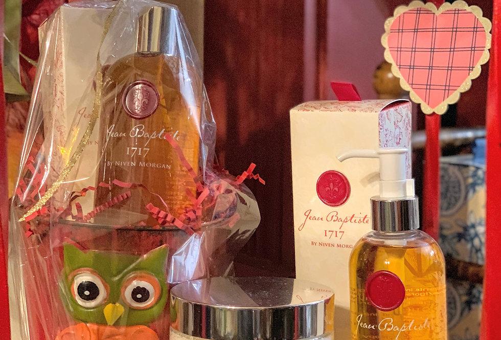 Niven Morgan Spa & Bath Care: Hand Lotion, Hand Soap