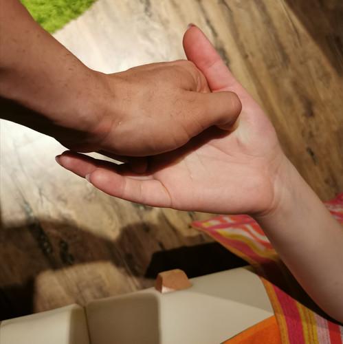 Masaj reflexoterapeutic (palmă)