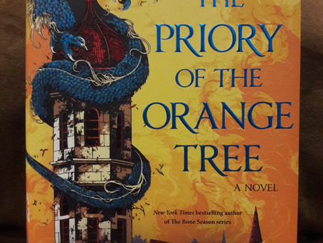"""Book review: """"The Priory of the Orange Tree"""" by Samantha Shannon"""