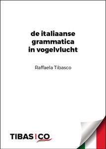 Italiaanse grammatica in vogelvlucht