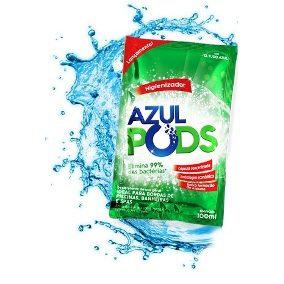 Higienizador Azul Pods