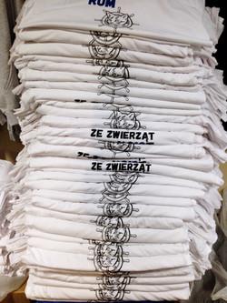 koszulki z nadrukiem sitodruk
