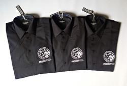 koszule firmowe robocze z nadrukiem