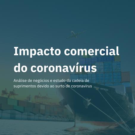 IMPACTO COMERCIAL DEL CORONAVÍRUS