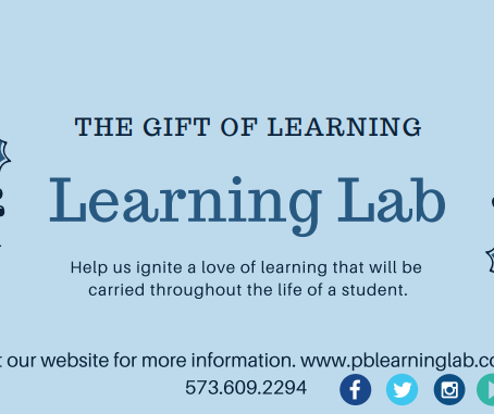 Consider a Tax Deductible Donation to the Lab