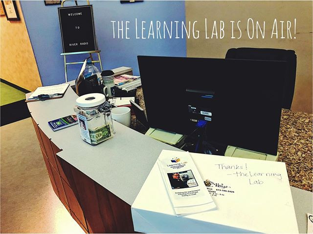 Thank you to KKLR FM for partnering with the Learning Lab.
