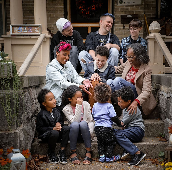 Charisse Johnson family