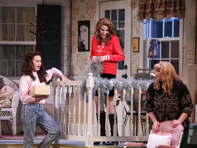 Emma Phitzer Price, Lauren Elens, and Katy Sullivan