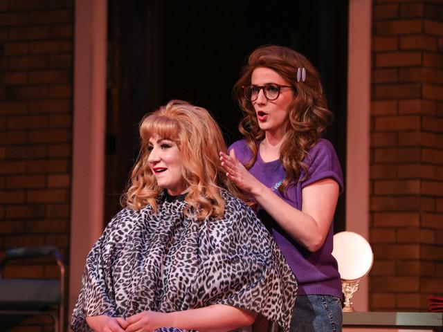 Katy Sullivan and Lauren Elens