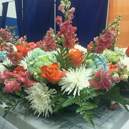 Floral Design: Lauren Elens