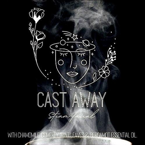 Cast Away! Herbal Steam Facial