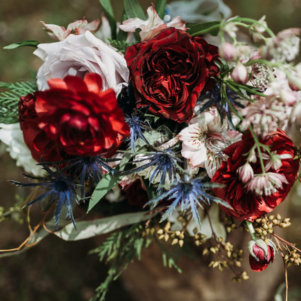 Floral Design: Lauren Elens | Photography: Flit Photography