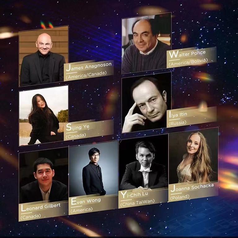2021 BAMA International Virtual Piano Festival