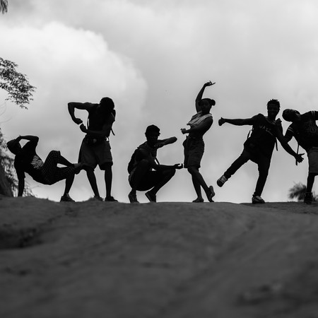 Voyages, Images et Corps © Siaka S. Traore
