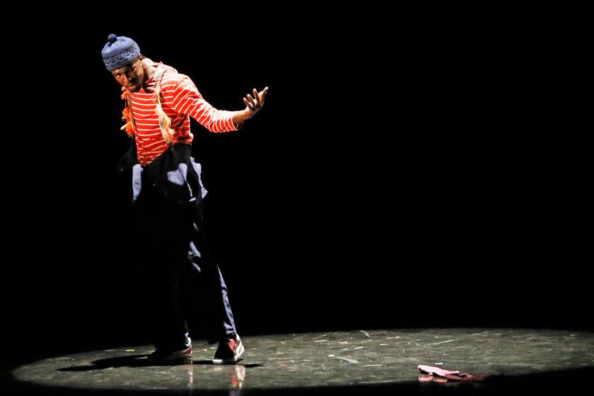 GAOU - Représentation au Hop Festival Décembre 2019 © Juan Carlos Gómez Villamor