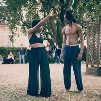 Performance - Fey Rencontres d'Art © Sharon Avraham