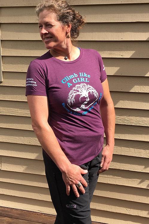 WTCW T-Shirt Women's Cut