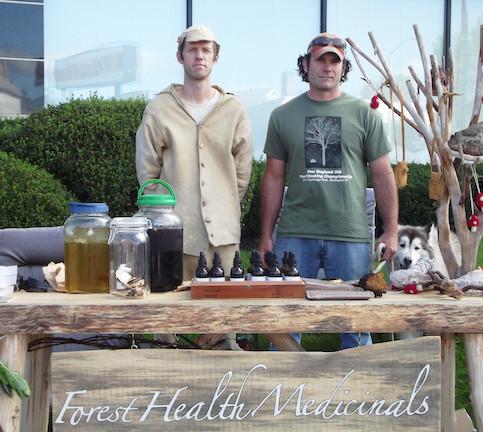 Matt & Tim @ Forest Health Medicinals