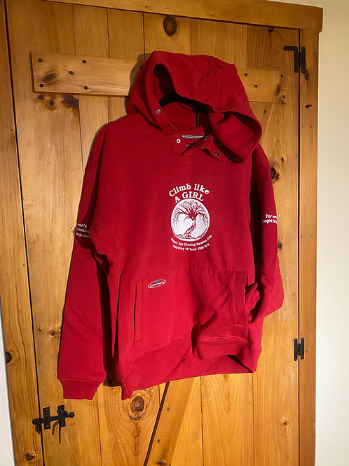 ArborWear Single Thick Hoody - Red
