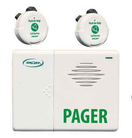 Call Button Pager System