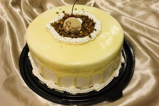 Torta Delícia de Nozes