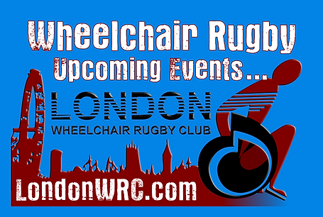 Wheelchair Rugby Upcoming Events