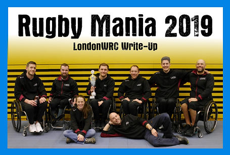 Rugby Mania 2019 - Write Up