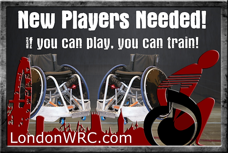 LondonWRC | New Players Needed!