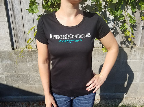 KindnessIsContagious Womens