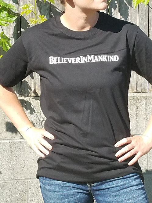 BelieverInMankind Unisex/Mens