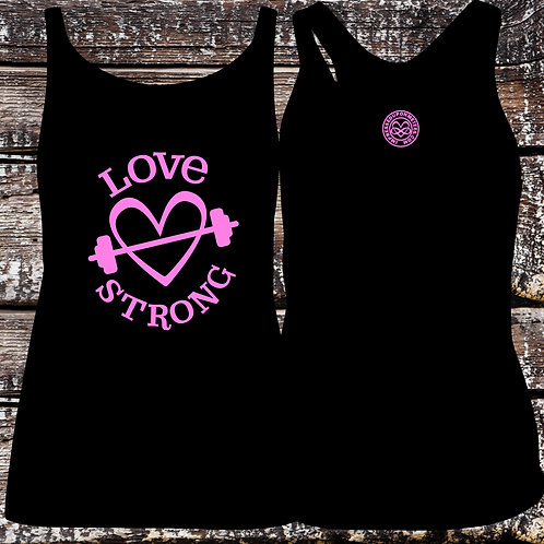 Love Strong Tank top