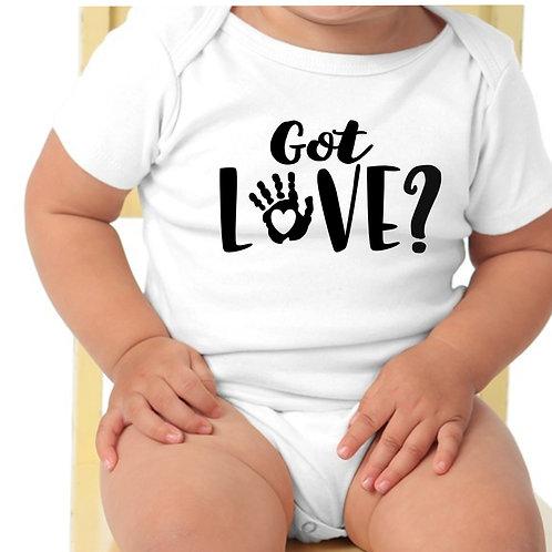 Got LOVE? Baby