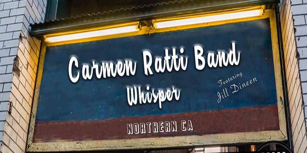 Carmen Ratti Band featuring Jill Dineen Opening for Daniel Castro