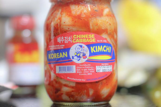 Blackpink's Kimchi Rice