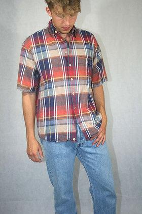 Short sleeved shirt, size L