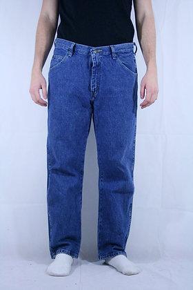 Wrangler blue jeans W34