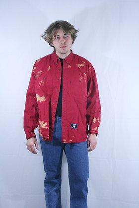 Reborn red fire shirt